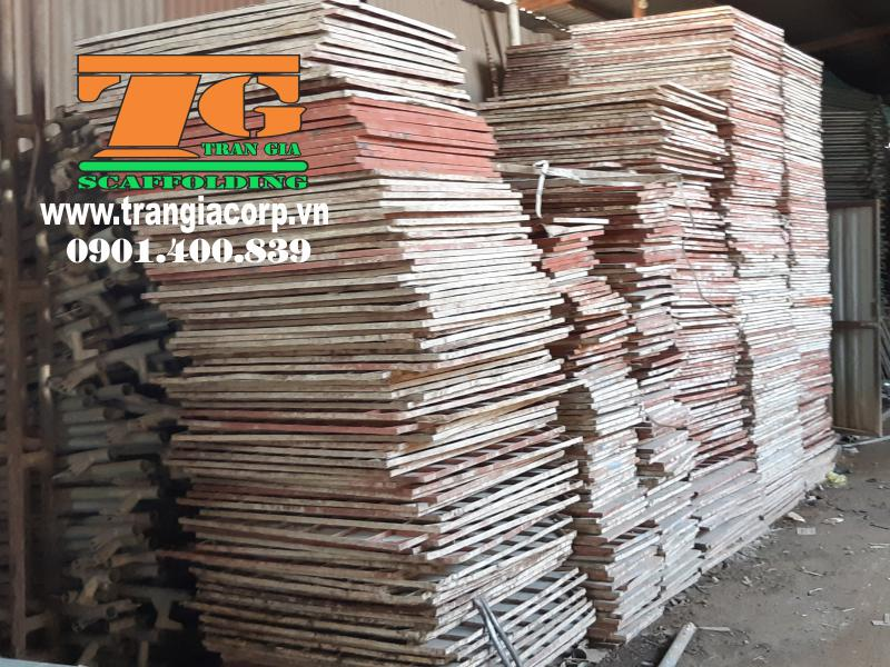 Cho Thuê Cốp Pha Sàn của Công ty Trần Gia được nhiều nhà thầu xây dựng tin dùng