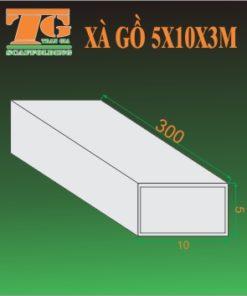 Xà Gồ Xây Dựng 5x10x3M